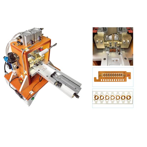 贴片电感线圈自动点焊机
