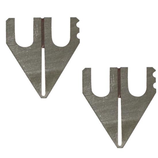 漆包线点焊片状电极