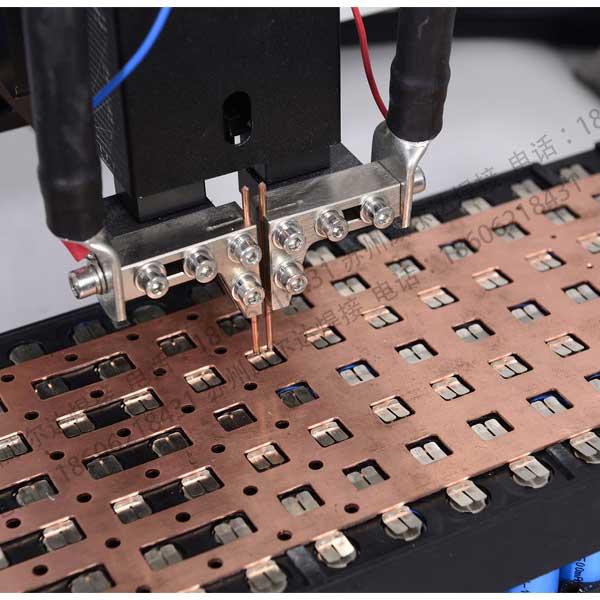 汽车动力电池焊接图