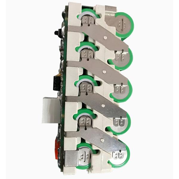 电动工具电池组焊接
